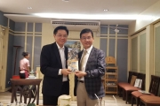 National Taipei University Delegation's Visit