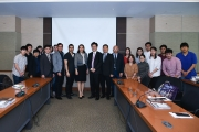 China Knowledge Delegation's Visit
