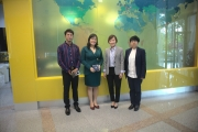 International Student Recruitment Meeting with SOBON EDUCATION (THAILAND) CO., LTD