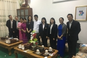 NIDA visited Yangon University of Foreign Languages