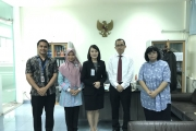 NIDA visited Embassy of the Republic of Indonesia in Bangkok
