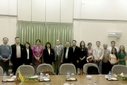 NIDA visited University of Yangon