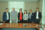 University of Westminster Delegation's Visit