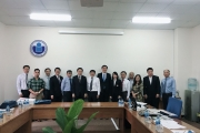 NIDA administrators visit International University – Vietnam National University Ho Chi Minh City, Vietnam