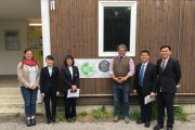 NIDA administrators visit University of Natural Resources and Life Sciences, Austria