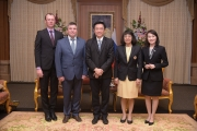 North – West Institute of Management of Russian President Academy Delegation's Visit