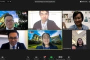 Virtual Meeting on Opportunity for Academic Collaboration with Embassy of Mongolia via ZOOM