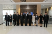 Delegation from Tsinghua University visits NIDA